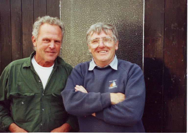 Lance Lee and John Kerr