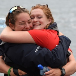 Always happy times at Atlantic Challenge